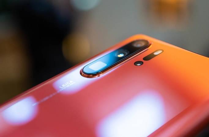Huawei P30 Pro камера