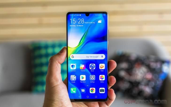 Huawei P30 Pro обзор