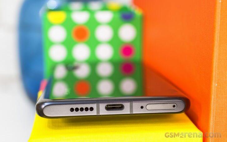 Huawei P30 Pro обзор нижняя грань