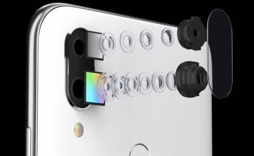 Meizu Note 9 камера