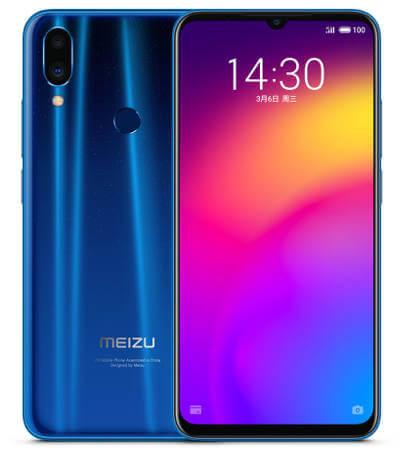 Meizu Note 9 характеристики цена дата выхода
