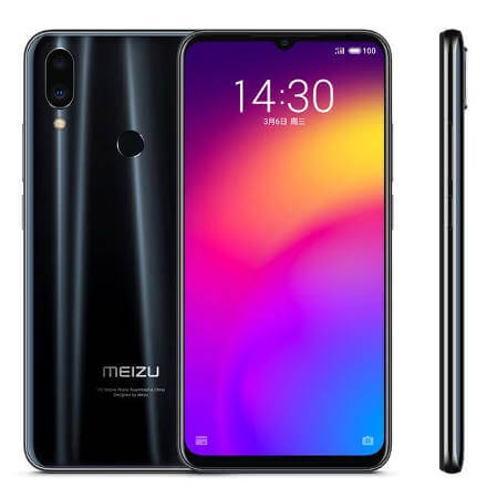 Meizu Note 9 цена дата выхода