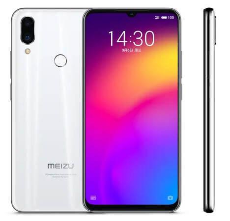 Meizu Note 9 характеристики цена