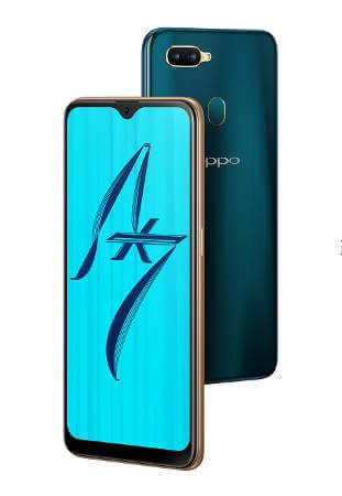 смартфон Oppo AX7 характеристики железа
