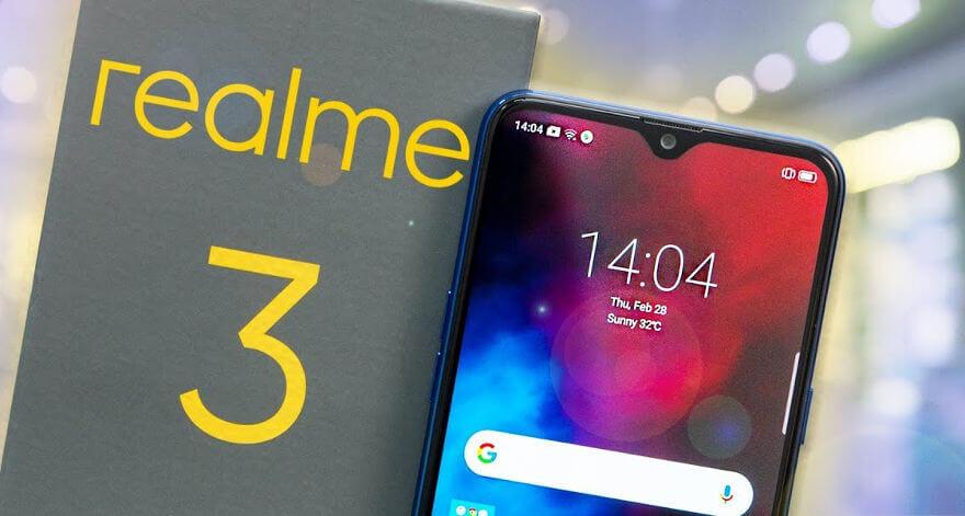 Oppo Realme 3: характеристики, цены и обзор