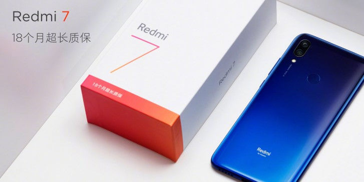 Redmi 7 сравнение с Redmi 6