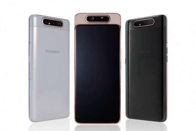 Galaxy A80 цена дата выхода
