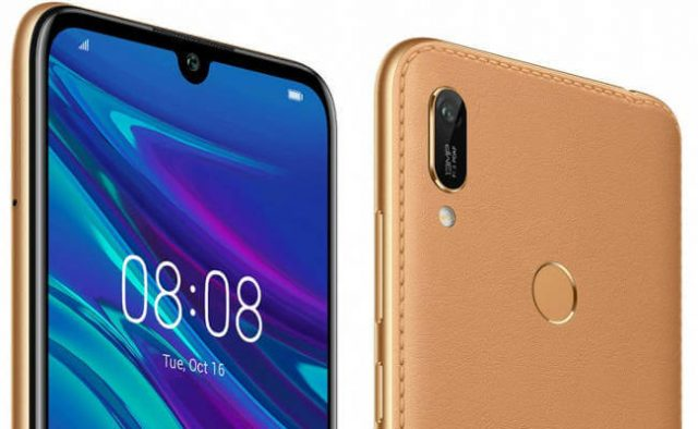 Huawei Y6 2019: характеристики, сравнение с Y6 Pro 2019