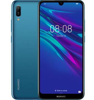 Huawei Y6 2019 сравнение с Y7 2019