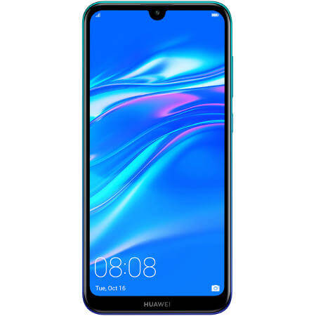 Huawei Y7 2019 характеристики цена