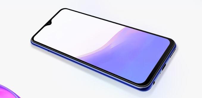Lenovo K6 Enjoy характеристики экрана