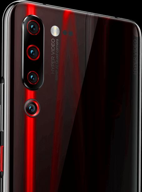 Lenovo Z6 Pro камера