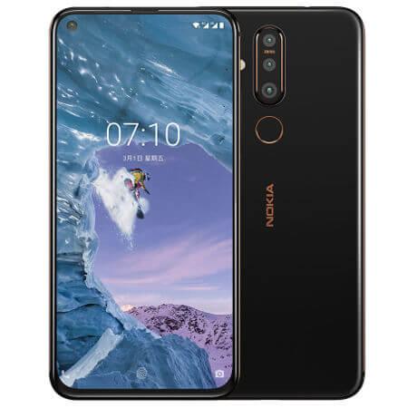 Nokia X71 характеристики цена