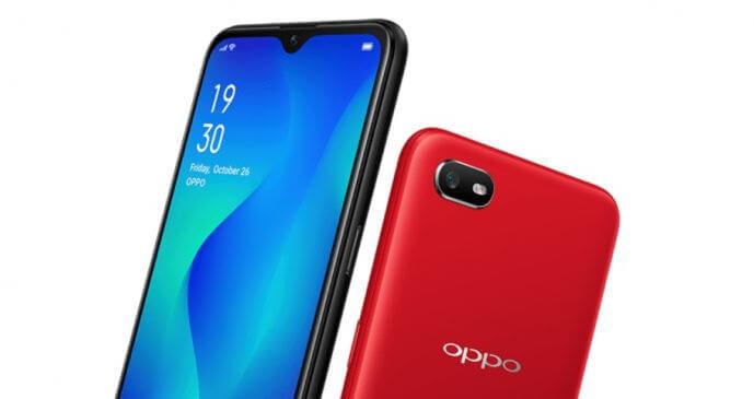 Oppo A1k: характеристики, цена в России