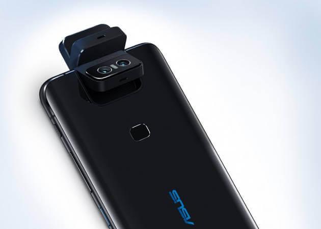 Asus Zenfone 6 камера