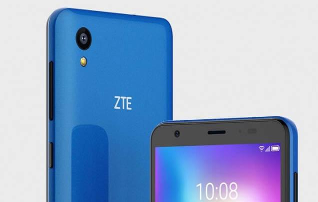 ZTE Blade A5 2019: характеристики, цена в России