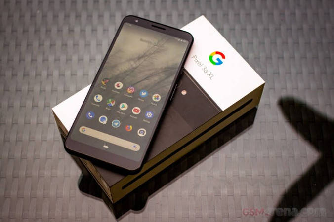 Google Pixel 3a характеристики