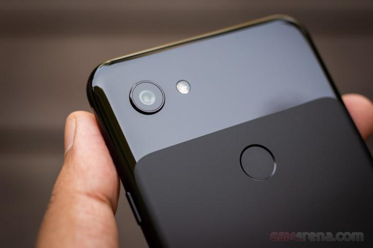 Google Pixel 3a камера