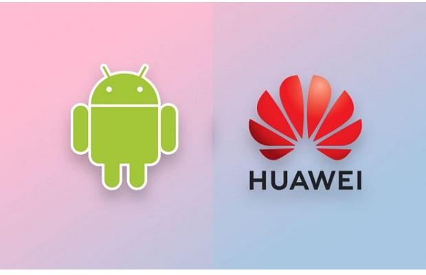 Huawei отключат от Android? Да!