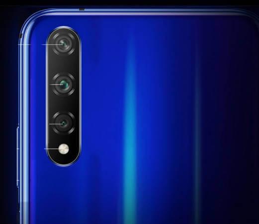 Meizu 16Xs характеристики камеры
