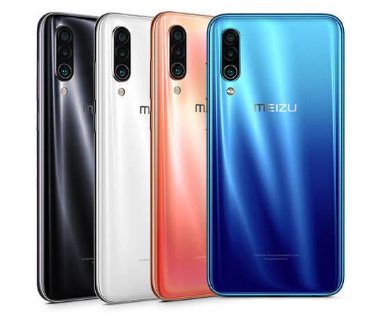 смартфон Meizu 16Xs цена дата выхода