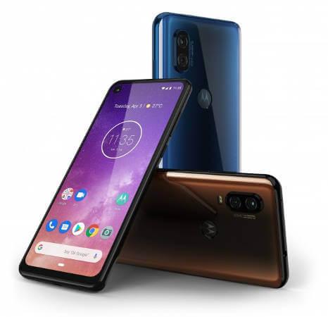 Motorola One Vision характеристики цена