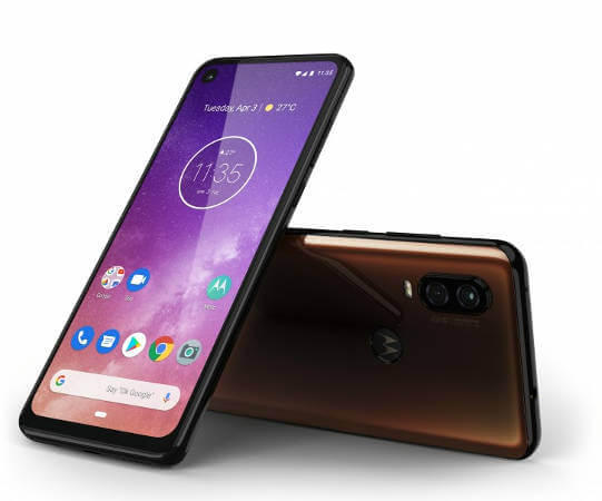Motorola One Vision цена