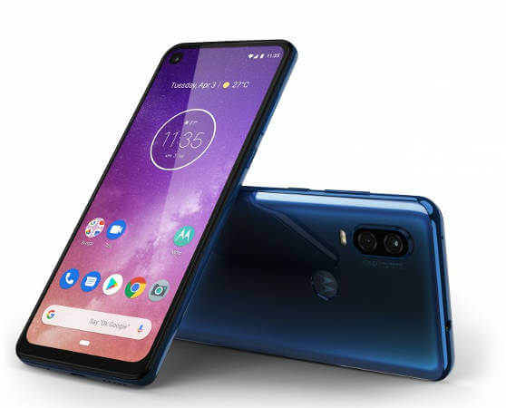 Motorola One Vision характеристики