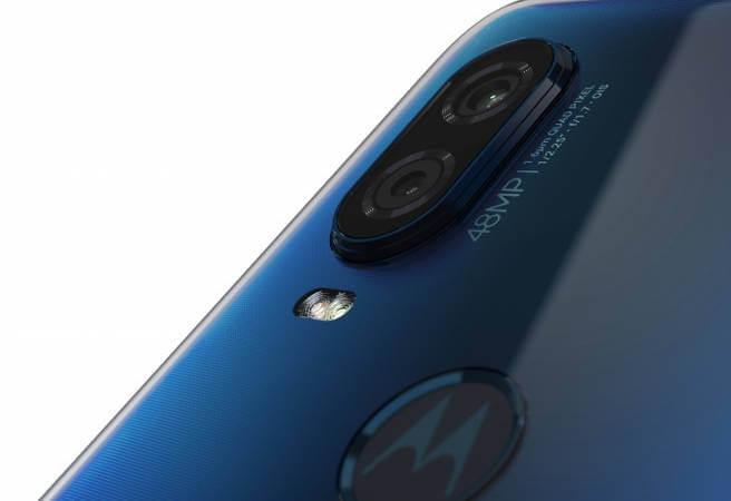 Motorola One Vision характеристики камеры