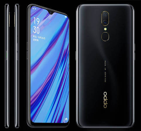 Oppo A9x характеристики