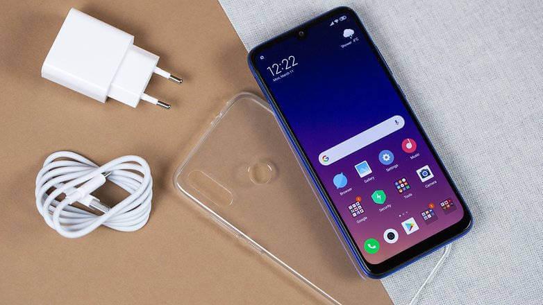 смартфон Redmi Note 7 глобальная версия