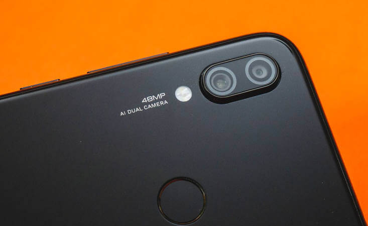 Redmi Note 7 камера