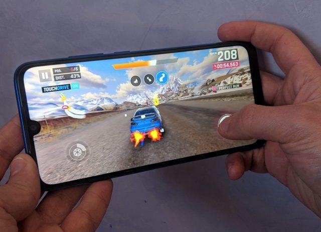 обзор Redmi Note 7 скорость работы