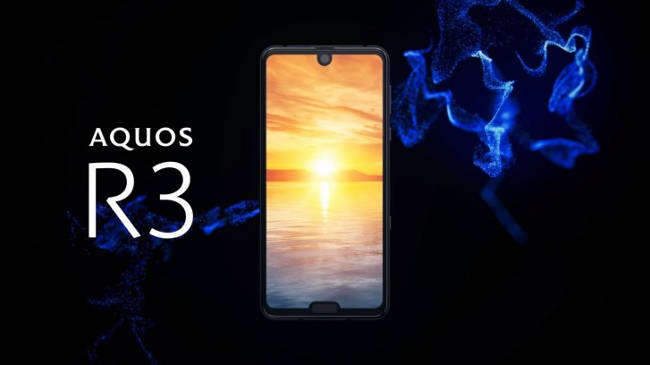 Sharp Aquos R3 характеристики