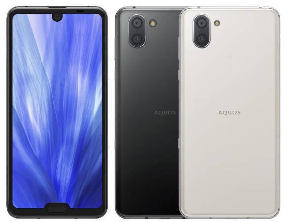 смартфон Sharp Aquos R3