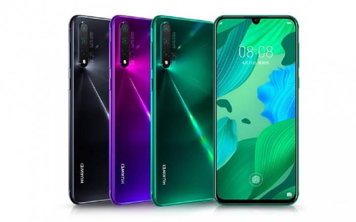 Huawei nova 5 характеристики цена дата выхода