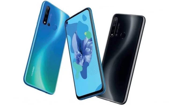 Huawei nova 5i цена характеристики