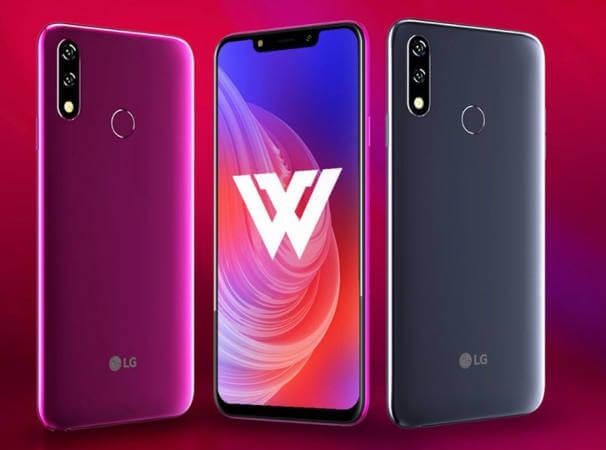 LG W10 цена характеристики