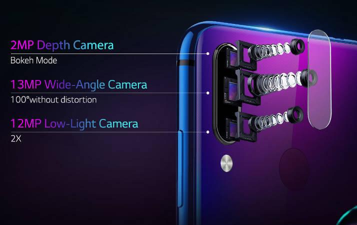 LG W30 характеристики