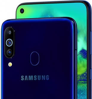 Samsung Galaxy M40 камера