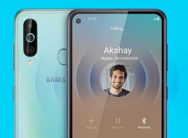 Samsung Galaxy M40 характеристики экрана