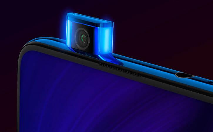 Xiaomi Mi 9T фронтальная камера