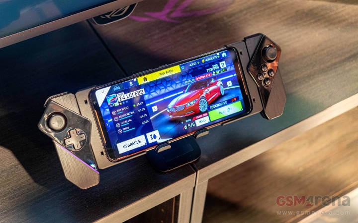 Asus ROG Phone 2 джойстик