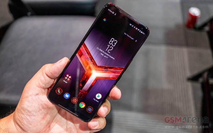Asus ROG Phone 2 характеристики
