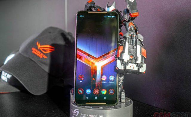 Представлен Asus ROG Phone 2 — игровой монстр!