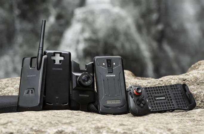 Doogee S90 Pro модули
