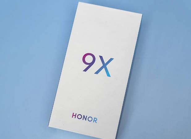 Honor 9X цена