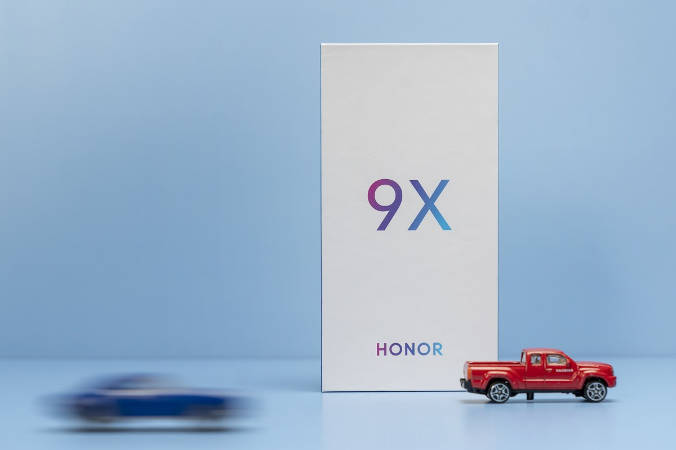 Honor 9X Pro процессор