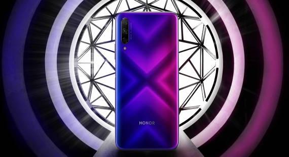 Honor 9X Pro дизайн, камера