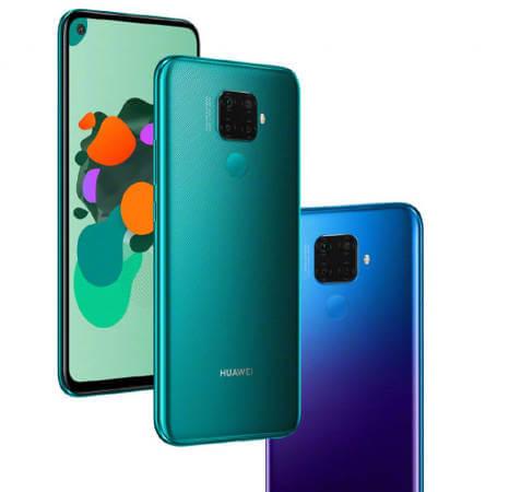 Huawei nova 5i Pro цена